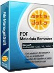 FMS PDF Metadata Remover v2.5.3
