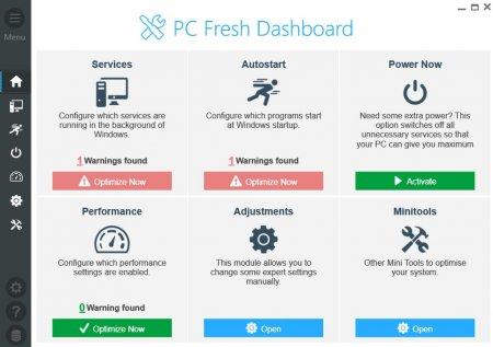 Abelssoft PC Fresh 2017 v3.2.17