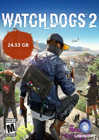 Watch Dogs 2 Full Tek Link