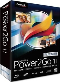 CyberLink Power2Go Platinum v11.0.1202.0