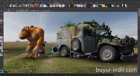 Autodesk Maya 2014 (x64)