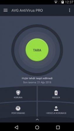 AntiVirus PRO Android Security v5.9.4.1 Türkçe Full APK