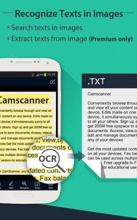 CamScanner Phone PDF Creator v4.6.0 APK Full