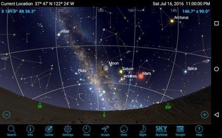 SkySafari 5 Pro v5.3.0.0 APK