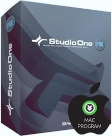 PreSonus Studio One Professional v3.3.4 Mac OS X