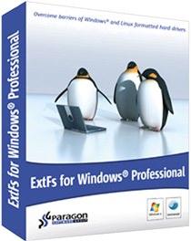 Paragon ExtFS for Windows v4.0.64