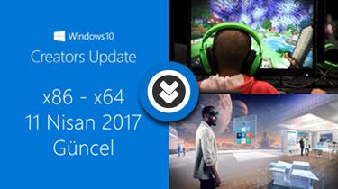 Windows 10 Creators (x86 / x64)
