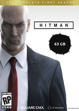 HITMAN 2017 PC Full
