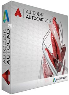 Autodesk AutoCAD 2018.0.1 (x86 / x64)