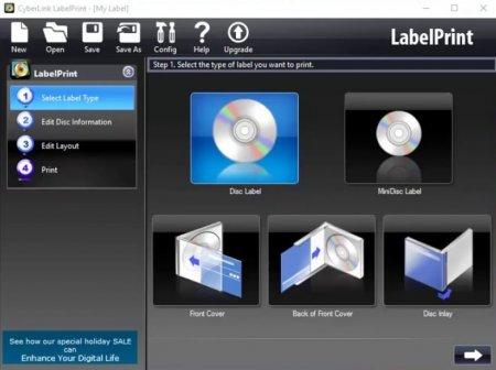 CyberLink LabelPrint v2.5.0.10521
