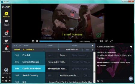 Pluto TV v0.4.2