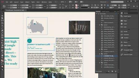 Adobe InDesign CC 2017 v12.0 (x86 / x64)