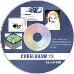 Coreldraw 12 Türkçe Görsel Eğitim Seti