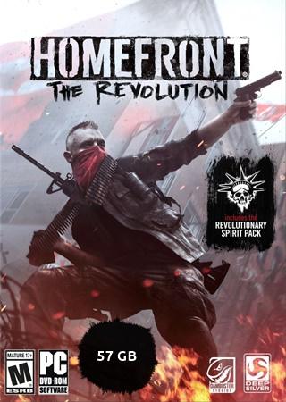 Homefront: The Revolution Tek Link