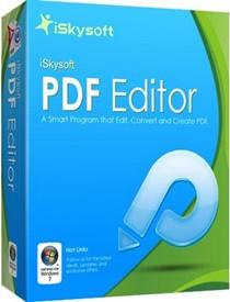 iSkysoft PDF Editor Professional v6.0.3.2154
