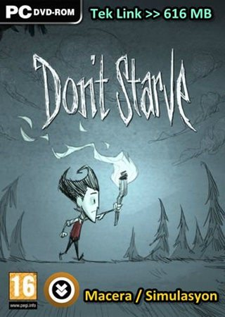 Dont Starve PC Full Tek Link