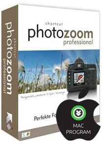 PhotoZoom Pro v7.0.6 Mac OS X