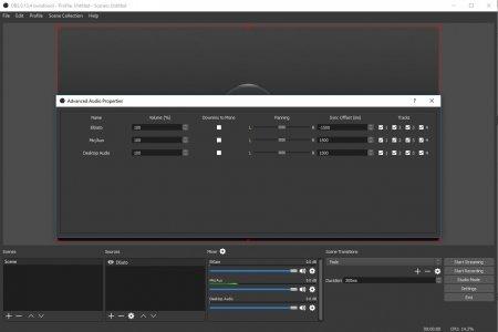OBS Studio v18.0.2