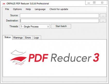 ORPALIS PDF Reducer Professional 3.0.16