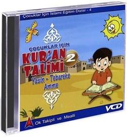 Çocuklar için Kur'an Talimi Görsel Eğitim Seti