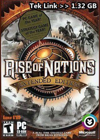 Rise of Nations: Extended Edition Tek Link Full indir