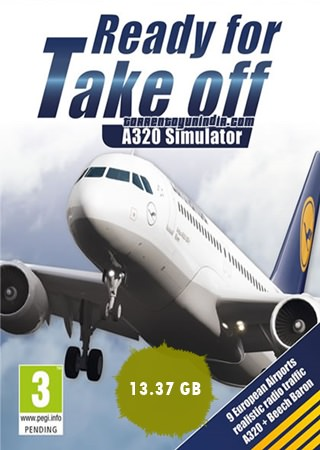 Ready for Take off - A320 Simulator Full