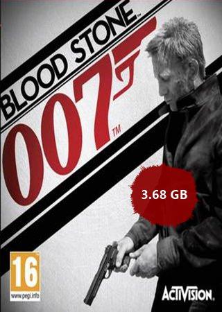 James Bond 007: Bloods Stone PC