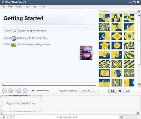 Xilisoft Movie Maker v6.6.0 B20170210