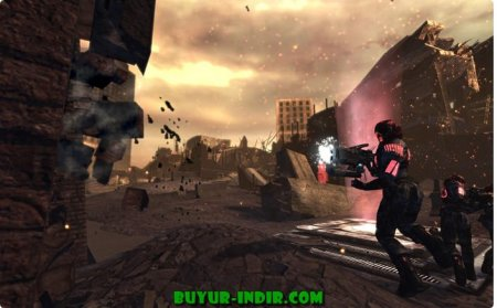 Warmonger: Operation Downtown Destruction