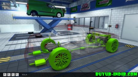 Car Mechanic Simulator 2014 Tek Link indir