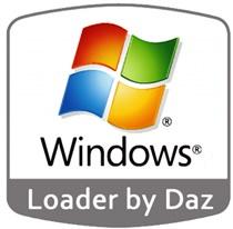 Windows Loader DAZ v2.2.2