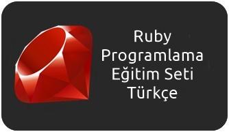 Ruby Programlama Dili Türkçe Eğitim Seti