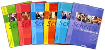 Schritte International 1-6  (Almanca Eğitimi)