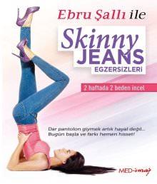 Ebru Şallı ile Skinny Jeans Egzersizleri Eğitimi DVD