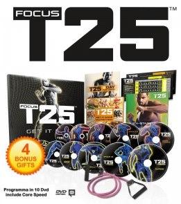 T25 Focus Fitness Eğitim Seti