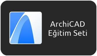 ArchiCAD Görsel Eğitim Seti