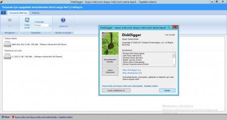 DiskDigger v1.15.12.2287 Türkçe