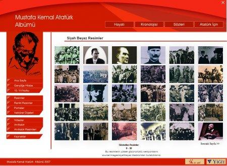 Mustafa Kemal Atatürk Albümü DVD Seti