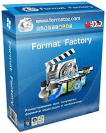 Format Factory v4.1.0.0 Türkçe Katılımsız
