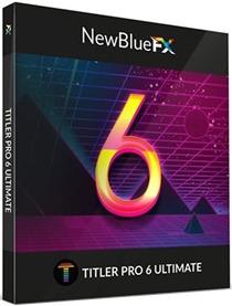 NewBlueFX Titler Pro Ultimate v6.0.171030 (x64)