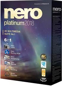 Nero Platinum 2018 v18.0.08500 Türkçe