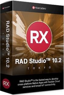 Embarcadero RAD Studio Tokyo Architect v10.2.2