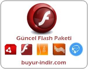 Flash Paketi Aralık 2017 - Katılımsız Güncel
