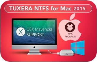 Mac Tuxera NTFS 2015.3