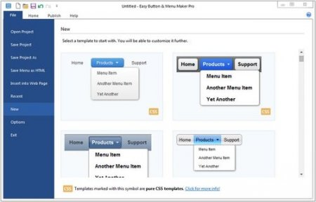 Blumentals Easy Button & Menu Maker Pro v5.1.0.35
