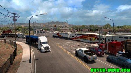 American Truck Simulator New Mexico Full