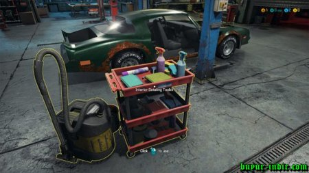 Car Mechanic Simulator 2018 Tek Link
