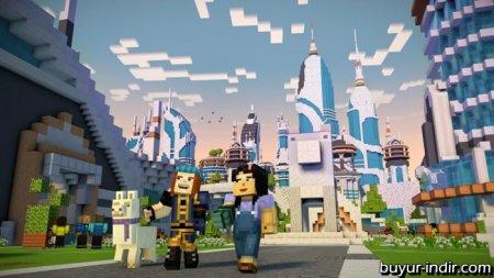 Minecraft: Story Mode - Season Two (1,2,3,4)