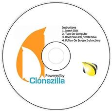 Clonezilla Live v2.5.5-12 (x86 / x64)