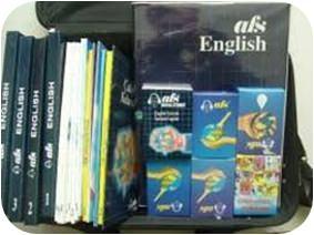 AFS İngilizce Eğitim Seti